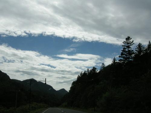 阿寒湖から釧路までドライブ